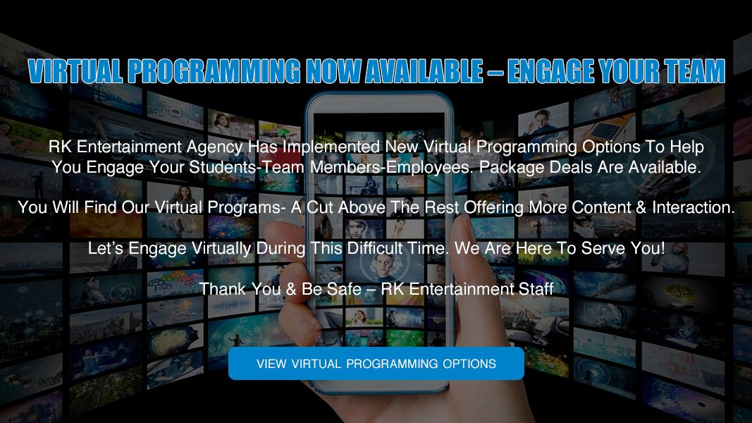 VIRTUAL PROGRAMMING NOW AVAILABLE
